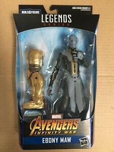 New in stock Marvel Legends Avengers Endgame Thanos series Ebony Maw Action- & Spielfiguren