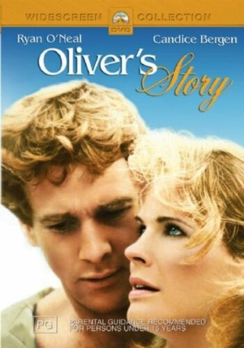 1 of 1 - Oliver's Story (DVD, 2004) - New/Sealed olivers