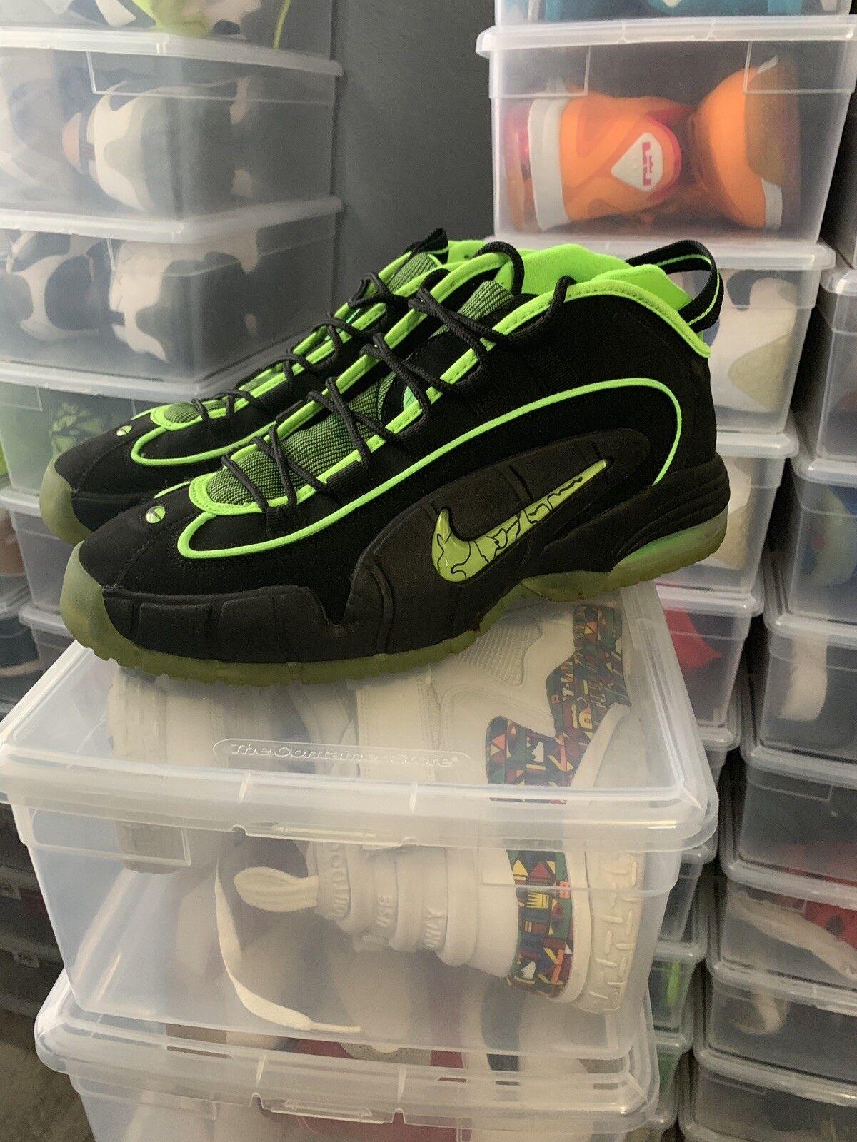 Nike air Penny 1 Sz 12 Hoh Highlighter