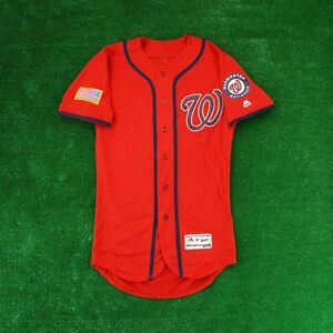 468d63c63 Image is loading 2016-Washington-Nationals-Authentic-July-4th-Stars-amp-