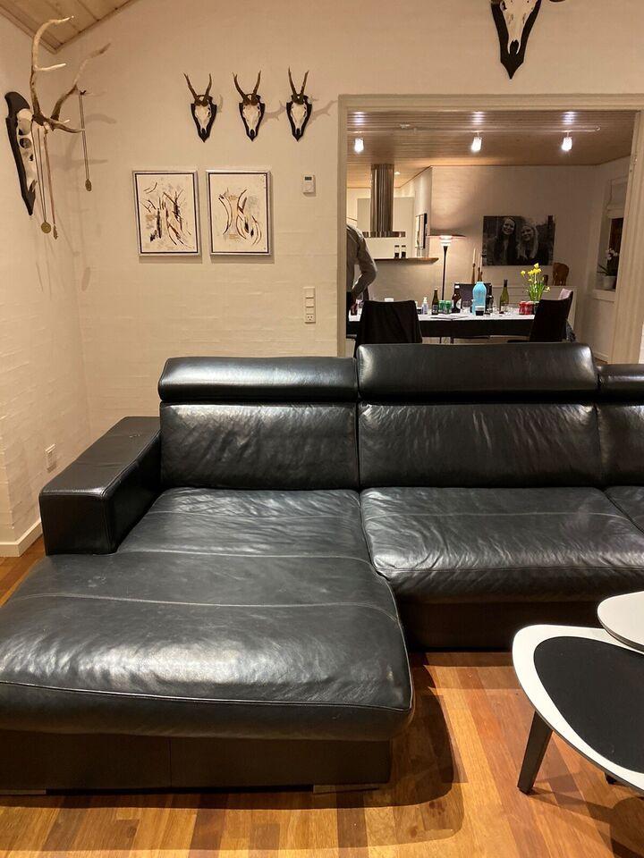 Sofa, læder, Bo Concept