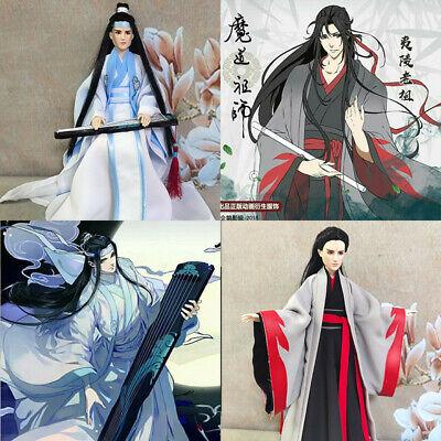 The Untamed Lan Wangji 王一博 Costume Dress for OB BJD Doll 1//3 1//4 Collection
