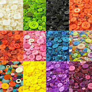 Premium quality mixed size buttons crafts card making for Michaels crafts button maker