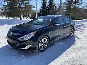 2012 Hyundai Sonata Hybrid Hybrid Premium