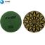 "3PCS 3/"" Resin Floor Diamond Polishing Pads Wet Concrete Granite Grinding Stone"