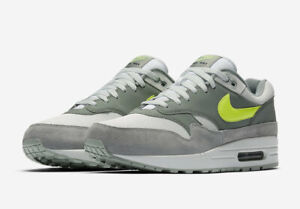 Details about Nike Air Max 1 AH8145 300 'MICA GREENVOLT CLAY GREEN' sz 8 11.5