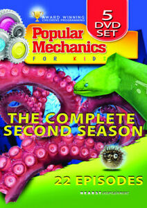 Popular-Mechanics-for-Kids-The-Complete-Series-72-Episodes-New-DVD