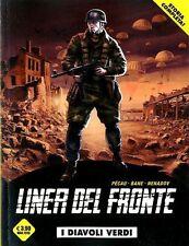 fumetto COSMO LINEA DEL FRONTE  numero 2
