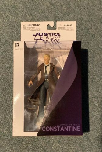 DC Comics The New 52 Justice League Dark Constantine Figure 2014 DC Collectibles