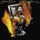 Live and Burning by Son Seals (CD, Apr-1993, Alligator Records)