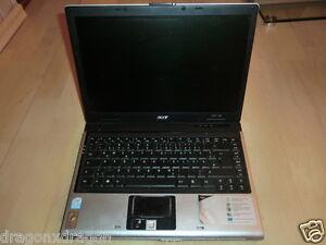 Acer Aspire 3623-100 Ordinateur Portable, Précipite Avec écran Bleu Ab, Défectueux? 60 Go Hdd, Win Xp-afficher Le Titre D'origine