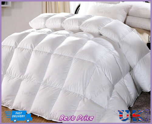 Duck Feather /& Down 13.5 Tog Duvet Quality All Sizes