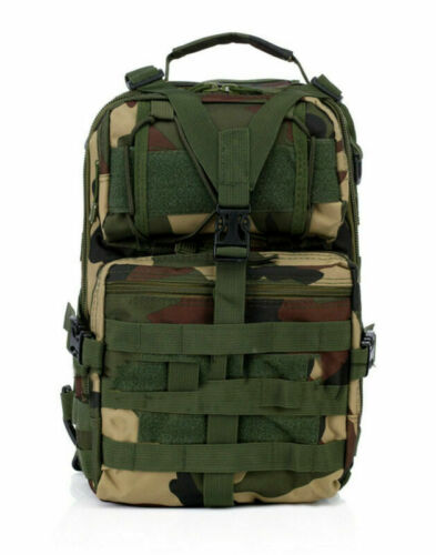 Men/'s Military Tactical Cross Body Messenger Sling Chest Waterproof Bag