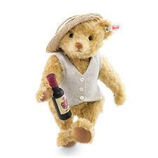 STEIFF EAN 021473 Picnic Papa Bear Limited Edition Mohair