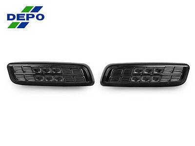 DEPO 00-05 LEXUS IS300/98-04 GS300/GS400/GS430 SMOKE WHITE LED SIDE MARKER LIGHT