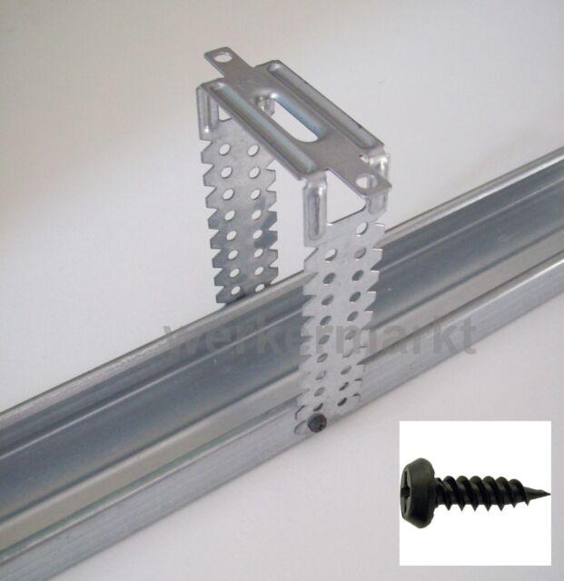 Direktabhänger Deckenabhänger 125mm incl. Schrauben