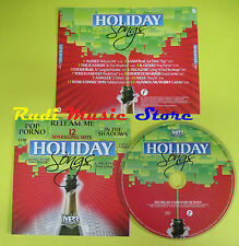 CD HOLIDAY SONGS 2009 compilation IL GENIO NEJA ANN LEE AGNES no lp mc dvd (C12)