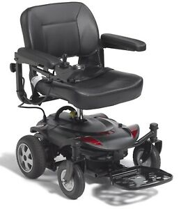 Drive-Medical-Titan-LTE-Portable-Powerchair-Mobility-Electric-Wheelchair-NEW