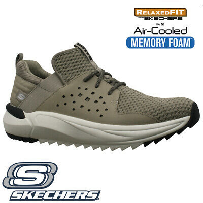 MENS SKECHERS RELAXED FIT AIR COOLED