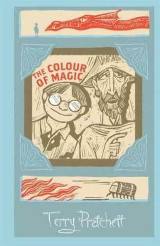 Colour Of Magic Discworld The Unseen University Collection By Terry Pratchett For Sale Online Ebay