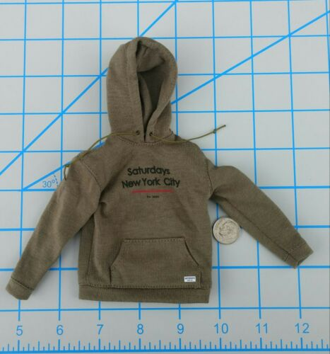 vts darkzone rioter hooded sweater 1//6 toys virtual dragon dam gi joe soldier