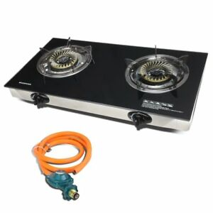 modern gas stove top.  Modern Image Is Loading ModernDoubleGlassTopPortablePropaneGasStove For Modern Gas Stove Top