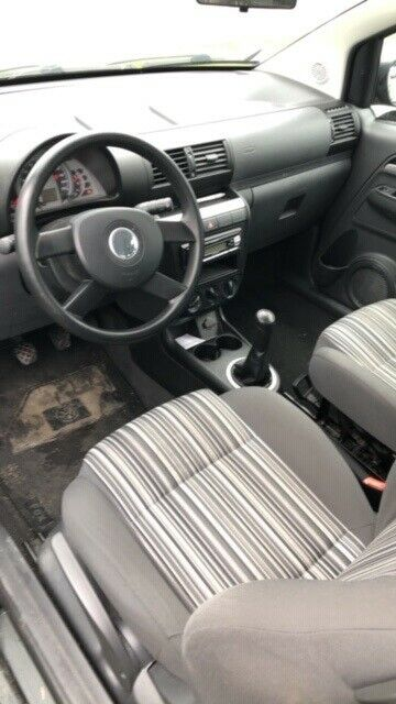 VW Fox, 1,2 55, Benzin