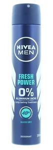 Fresh Power 0% Aluminium Spray