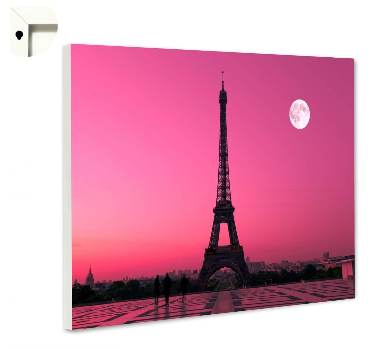 Magnettafel Pinnwand mit Motiv Frankreich Paris Eiffelturm 6