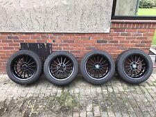 BMW E38 Styling 32 Alufelgen mit Winterreifen 255 45R18 u 235 50R18