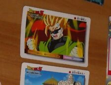 DRAGON BALL Z DBZ PP AMADA PART 24 CARDDASS CARD REG CARTE 1048 MADE IN JAPAN **