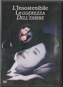 DVD-L-039-Insostenibile-Leggerezza-dell-039-Essere-FUORI-CATALOGO-RARO-1988