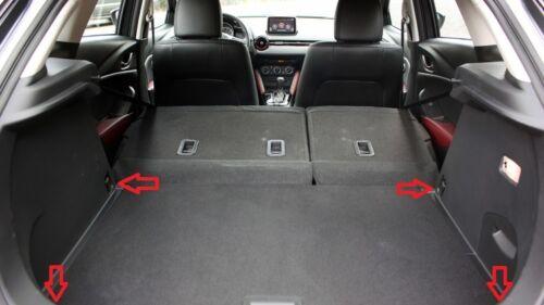 Floor Style Trunk Cargo Net for Mazda CX-3 CX 3 CX3 2016 2017 2018 NEW