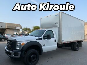 2013 Ford F 550