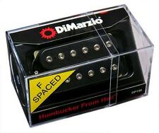 DiMarzio DP156 HUMBUCKER FROM HELL Neck Pickup, BLACK, F-spaced