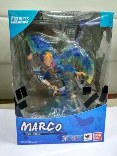 One Piece Figuarts Zero PVC Figure Xmas gift Marco Phoenix Ver