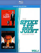 The Spike Lee Joint Collection, Vol. 1: 25th Hour/He Got Game (Blu-ray Disc, 2014, 2-Disc Set)