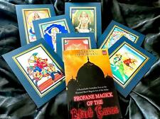 PROFANE MAGICK OF THE BLACK GURUS Occult Magic Witchcraft Spells Grimoire banned