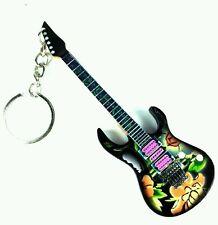 """""""Ibanez Flowercut""""- Portachiavi chitarra - Guitar keychain - Guitarra Llavero"""