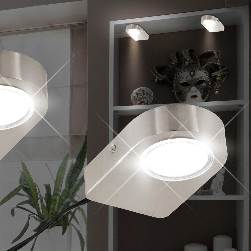 MIA LED 2x ↔90mm  Silber    Lampe Möbellampe Möbelleuchte Unterbaulampe Unterbaule | Am wirtschaftlichsten  | Geeignet für Farbe  | Ausgezeichnete Qualität  00685d