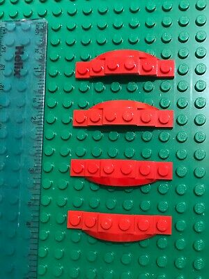 Arches Round Socket Joints GREY LEGO 8 X Technic Mudguard Wheel Arch