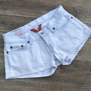 Light Jean Shorts 4 Taglia Off Wash Cut Lucky Brand OyfwBWqnR