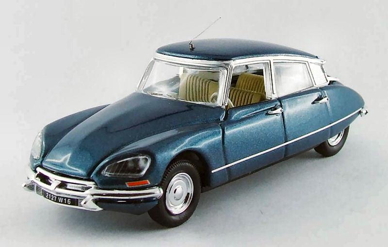 Citroen DS 23 i.e.1975 azul delta 1 43 Model rio4404 río