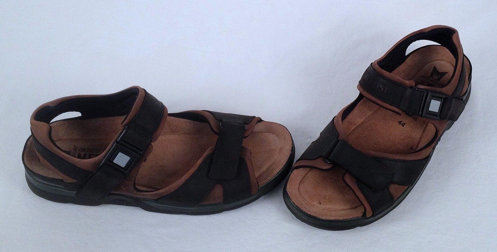 Mephisto 'Shark' Sandal- Black- Size 11 US  44 EU  (M4)