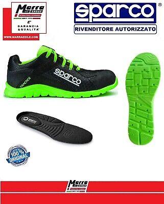 Scarpe Scarpa Sparco Original Shoes Antinfortunistica Practice Src Racing Lavoro Dolorante
