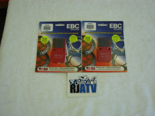Yamaha YFM400 Big Bear 2x4 EBC Front Brake Pads 2003-2004