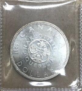 1964-CANADA-SILVER-DOLLARS-80-SILVER-COIN-Queen-Elizabeth-II-56-yrs-old