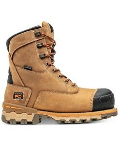 Boondock Safety-Toe Work Boots 10