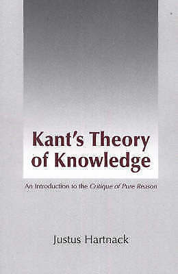 1 of 1 - Kant's Theory of Knowledge: An Introduction to 'The Critique of Pure Reason', 08