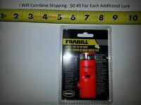 Frabill Arctic Fire Tip-up Light Fish Bite Indicator Ice Fishing 1681